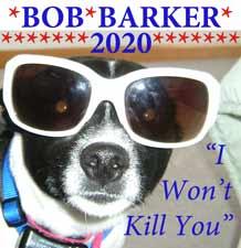 Vote Bob Barker