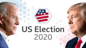 Election Day 2020 Donald Trump, Joe Biden