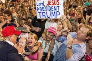 Trump White Evangelical Christians