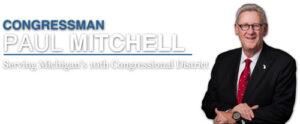 U.S. Rep. Paul Mitchell