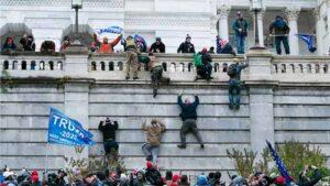 Insurrection - Pro-Trump Mob